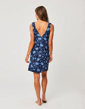 Load image into Gallery viewer, Cayman Dress: Navy Haku