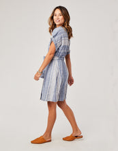 Load image into Gallery viewer, Willow Dress : Coastal Stripe