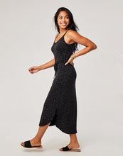 Load image into Gallery viewer, Vikki Dress : Black Kapalua