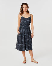 Load image into Gallery viewer, Blakely Dress: Black Wailuku