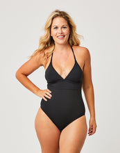 Load image into Gallery viewer, Dahlia One Piece: Black