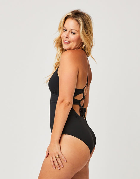 Dahlia One Piece: Black