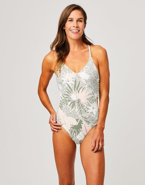 Hayes One Piece : Coco Beach