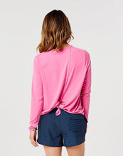 Load image into Gallery viewer, Seacliff Sunshirt : Hibiscus