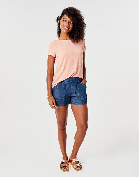 Jamie Short : Dark Chambray