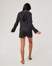 Load image into Gallery viewer, Harper Hoodie : Black