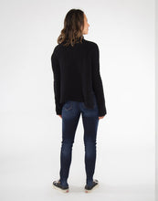 Load image into Gallery viewer, Livia Sweater : Black