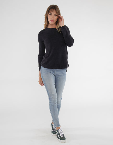 Willa Sweater : Black