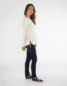 Willa Sweater : Birch