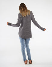 Load image into Gallery viewer, Rockvale Sweater : Grey Heather
