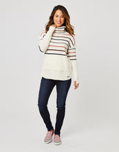 Load image into Gallery viewer, Rockvale Sweater : Foam Stripe