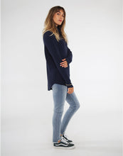 Load image into Gallery viewer, Rockvale Sweater : Navy