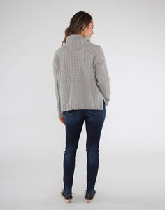 Wyatt Sweater : Quarry