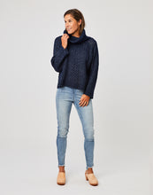 Load image into Gallery viewer, Wyatt Sweater : Navy
