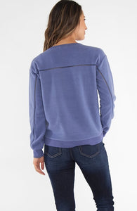 Ruby Crewneck : Coastal