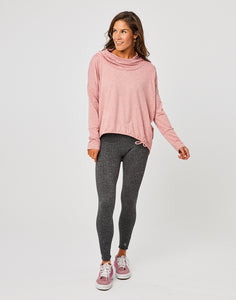 Boyd Pull Over: Rose Heather