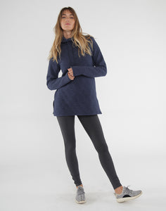 Milford Tunic : Navy Heather