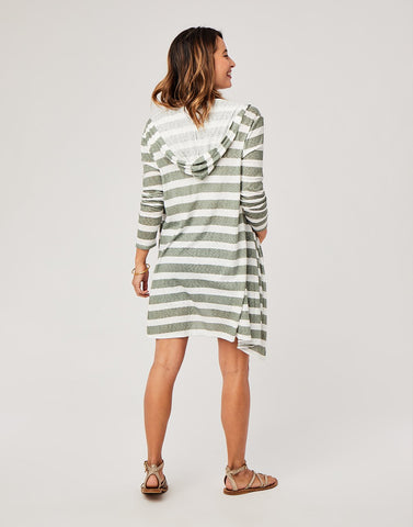 Ellie Topper : Moss Stripe