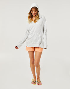 Mona Sweatshirt : Cloud Heather