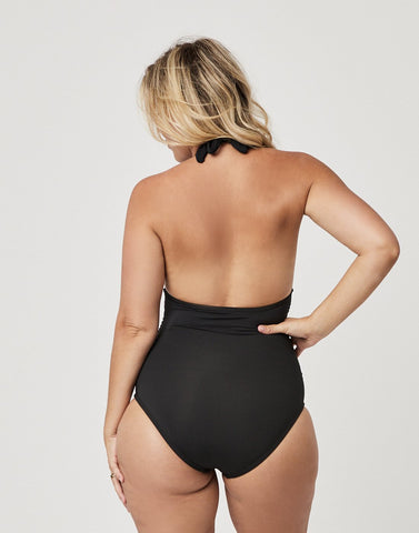 Alexandra One Piece: Black