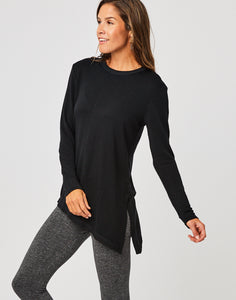 Devon Top : Black