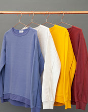 Load image into Gallery viewer, Ruby Crewneck : Cloud Heather