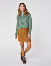 Load image into Gallery viewer, Carson Cord Skirt : Caramel