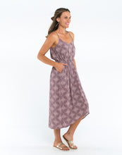 Load image into Gallery viewer, Grayson Dress: Batik Woven