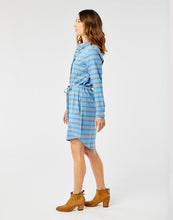Load image into Gallery viewer, Aida Dress: Lake Stripe