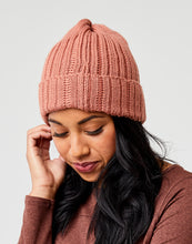 Load image into Gallery viewer, Ember Beanie: Red Rock