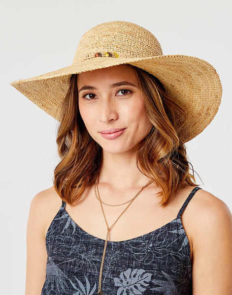 Summerland Hat: Natural