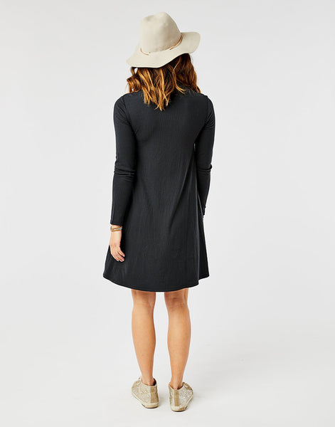 Sedona Dress: Black