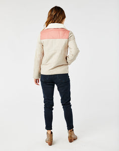 Zane Jacket: Red Rock
