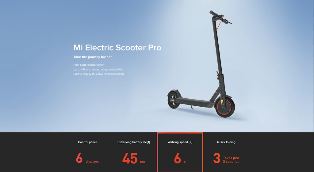 Xiaomi Mijia Electric Scooter 1S is the new electric scooter with more power, autonomy and new screen