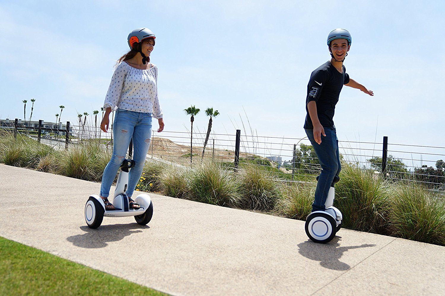 SEGWAY MINI PLUS VS SEGWAY MINI PRO COMPARISON