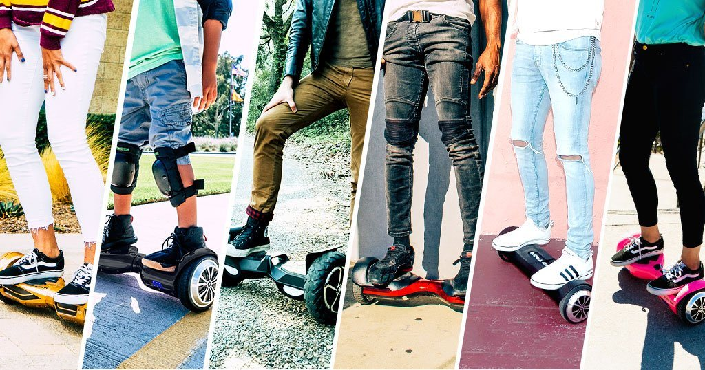Hoverboard Highlights From Swegwayfun