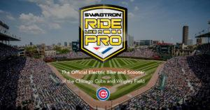 RIDE LIKE A PRO: CHICAGO CUBS SELECT SWAGTRON AS THEIR OFFICIAL ELECTRIC RIDE