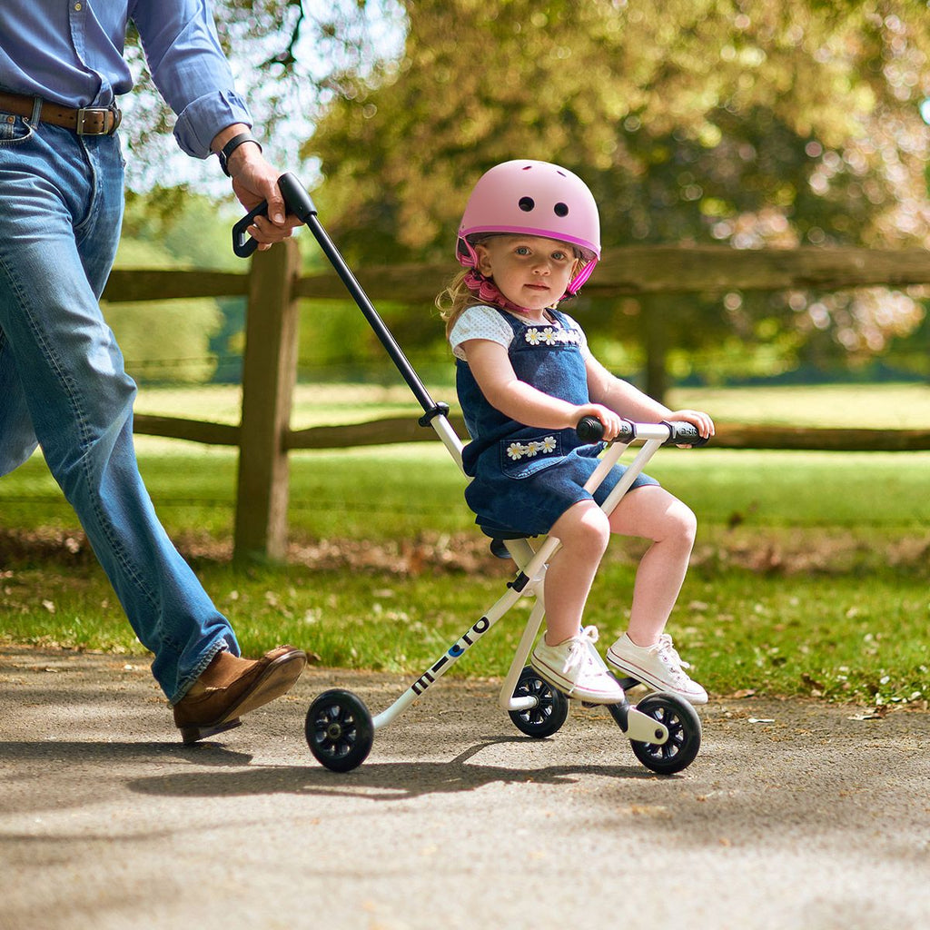 HOW THE TRIKE CAN HELP BOOST TODDLER INDEPENDENCE