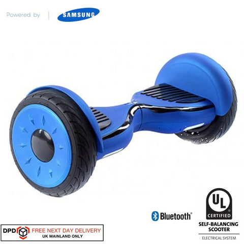 2017 Blue App Controlled Self Balancing Hoverboard Segway for Sale in UK with UL Certification + Fidget Spinner 20% Offer