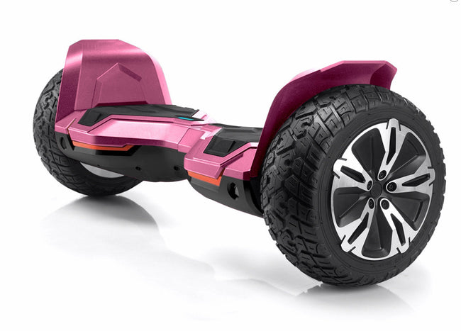 2019 UPDATED PINK HUMMER WARRIOR - G2 HOVERBOARD - Segwayfun