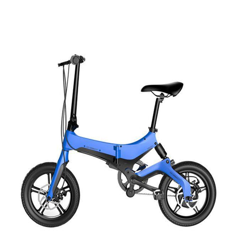 2019 Portable folding electric bike - Onebot Sport S6 Cycle - Segwayfun