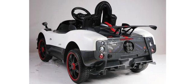 Ride On Car for Kids - 2019 12V Pagani Roadster with remote control and official license - Segwayfun