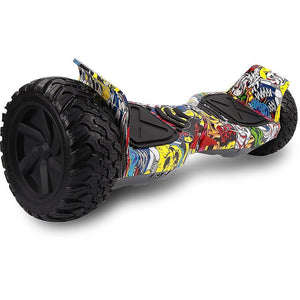 2018 App Enabled All Terrain Hummer HoverBoard Segway - Segwayfun