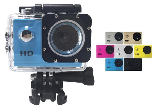 "A7 HD 720P Sport Mini DV Action Camera 2.0"" LCD 90° Wide Angle Lens 30M Waterproof - Segwayfun"