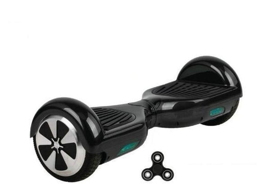 Black Disco 6.5 Inch Segway Hoverboard for Sale UK with Samsung Battery