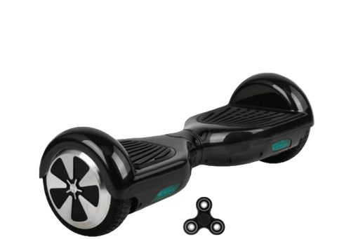 Black Bluetooth Classic Hoverboard UK + Helmet protective set  - CHRISTMAS DEAL - Segwayfun