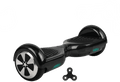 2019 App Enabled 6.5 Inch Black Led Classic Hoverboard UK with Bluetooth Speaker - Segwayfun