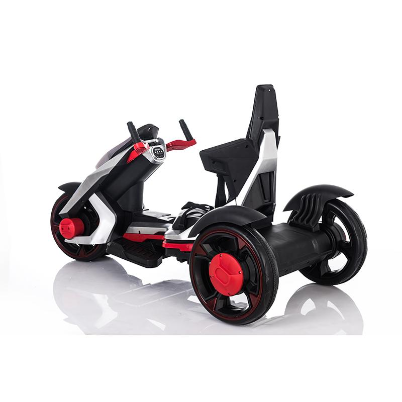 Kids 12V Electric Motorcycle Trike Ride On Toy Car