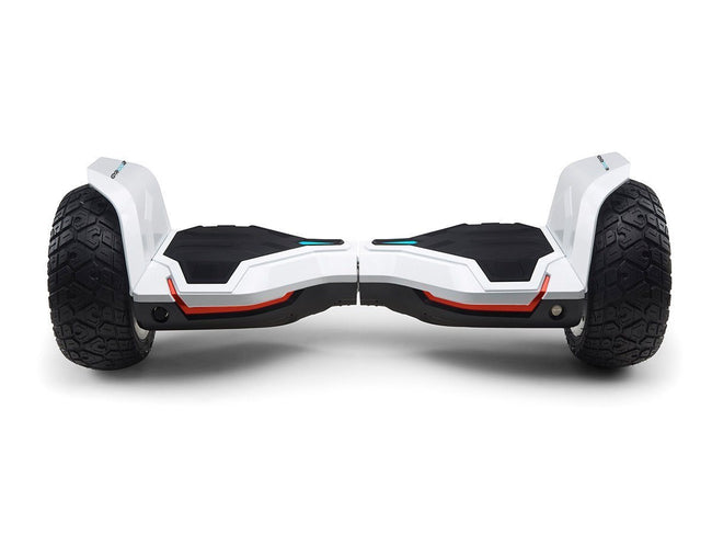 2020 White Warrior - G2 Hoverboard Off Road Hoverkart Bundle - Segwayfun
