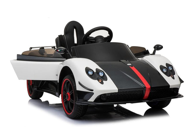 Ride On Car for Kids - 2019 12V Pagani Roadster with remote control and official license - SWEGWAYFUN